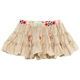 Pate de Sable Festival Plume Tiered Skirt