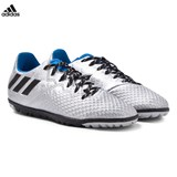 adidas Silver Messi 16.3 Turf Football Boots
