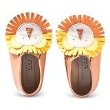 Stella McCartney Kids Lion Cub Crib Shoes