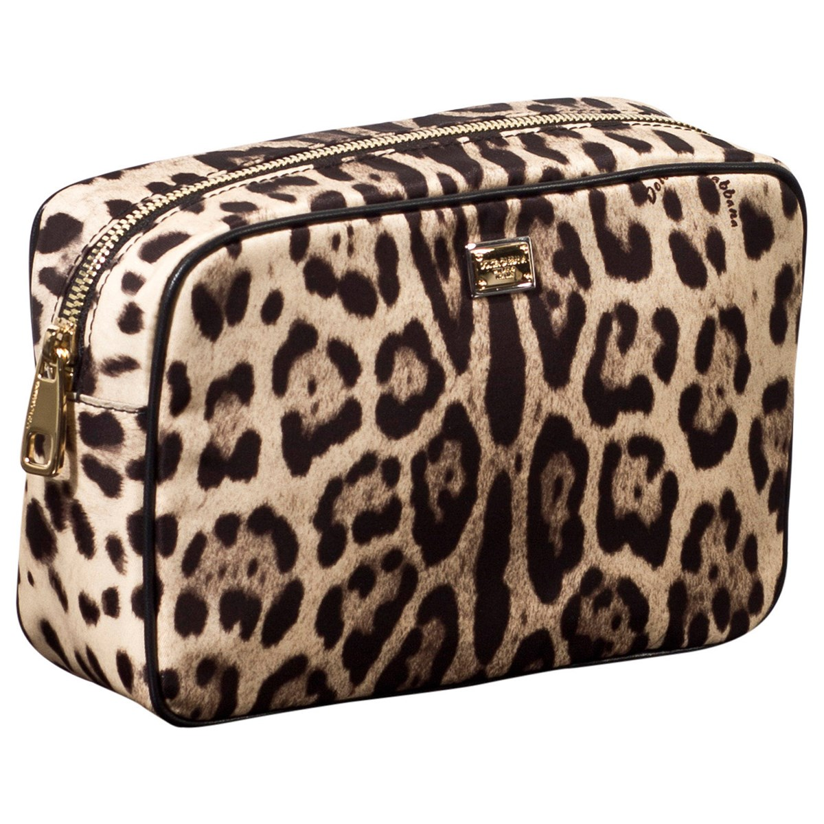 8d95efa373 Dolce   Gabbana Leopard Print Changing Bag with Washbag and Mat ...