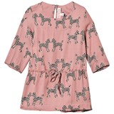 Anne Kurris Pink Poodle Print Dress
