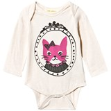 Soft Gallery Cream Melange Cat Portrait Body
