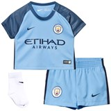 Manchester City FC Infants Manchester City FC Home Kit