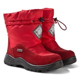 Naturino Varna Red Snow Boots