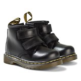 Dr. Martens Brooklee Black Velcro Infants Boots