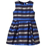 Fun & Fun Glitter Stripe Dress