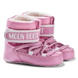 Moon Boot Pink W.E. Crib Moon Boots