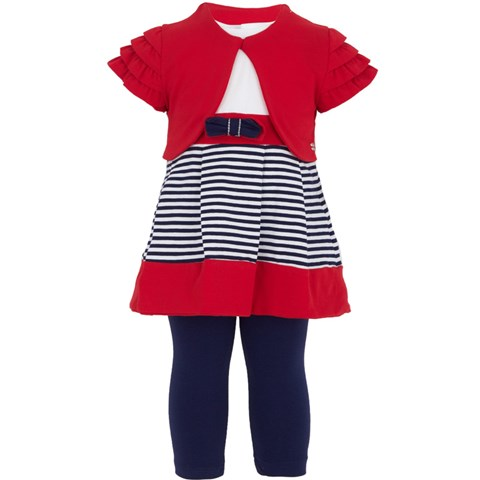 Mayoral Nautical Three Piece Set