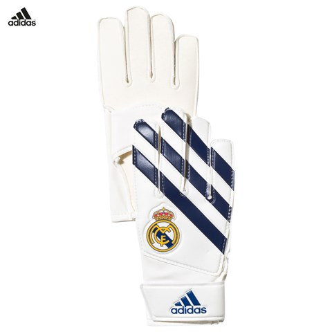Real Madrid Football Gloves