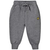 Lyle & Scott Grey Drawstring Jogging Bottoms