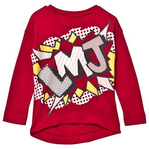 Red LMJ Pop Art Tee