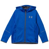 Under Armour Blue and Silver Sweater Jacket