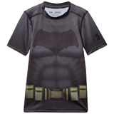 Under Armour Black Batman Top