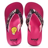 Reef Pink Little Ahi Light-Up Sandals