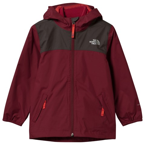 Red Waterproof Elden Rain Triclimate Jacket