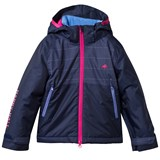 Harry Hall Navy Rossington Waterproof Reflective Jacket