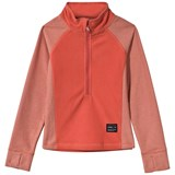 O'Neill Orange Slope Fleece Top