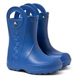 Crocs Kids Blue Handle It Rain Boots