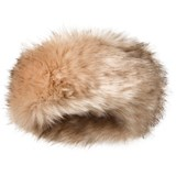 Bandits Girl Beige Faux Fur Hat