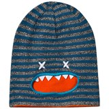 Barts Reversible Stripe Falka Monster Beanie