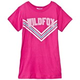 Wildfox Pink Branded Tee