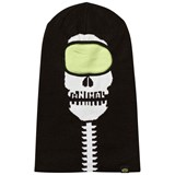 Animal Black Glow in the Dark Skull Balaclava