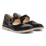Young Soles Black Patent Delilah Mary Janes