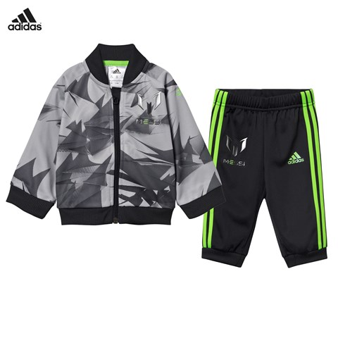 Grey Infant Messi Tracksuit