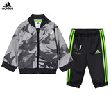 adidas Grey Infant Messi Tracksuit