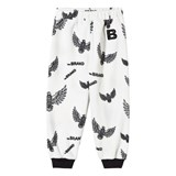 The BRAND Off-White Eagle Print Fleece Pants