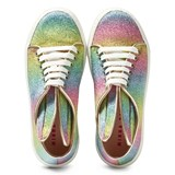 Minna Parikka Rainbow Glitter Bunny Ears Trainers