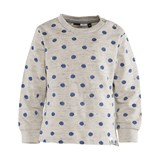 Molo Blue Dot Dicte Sweatshirt