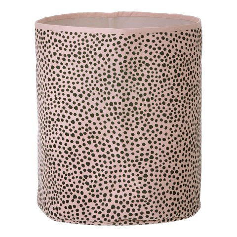 ferm LIVING Medium Rose Pink Billy Basket