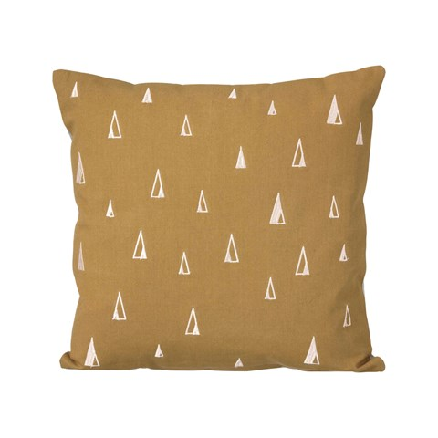 ferm LIVING Curry Small Cone Cushion