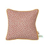 ferm LIVING Rose Pink Dots Cushion