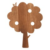 ferm LIVING Smoked Oak Tree Lamp