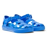 Dolce & Gabbana Blue Branded Jelly Shoes