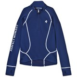 Perfect Moment Navy 1/2 Zip Thermal Baselayer Top