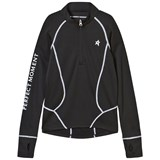 Perfect Moment Black 1/2 Zip Thermal Baselayer Top