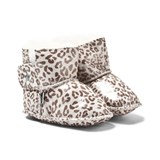 Molo Grey Leopard Dust Baby Shoes