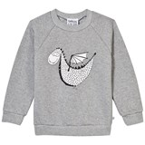 Tobias & The Bear Grey Duke the Dragon Sweatshirt