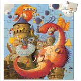 Djeco Valliant and the Dragon Puzzle
