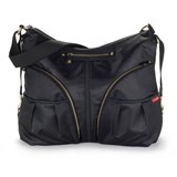 Skip Hop Black Versa Bag