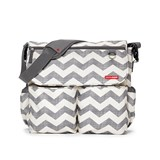 Skip Hop Dash Signature Chevron Bag
