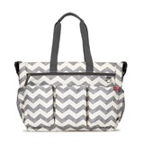 Skip Hop Chevron Duo Double Bag