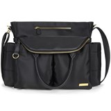 Skip Hop Black Chelsea Bag
