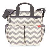 Skip Hop Chevron Duo Signature Changing Bag