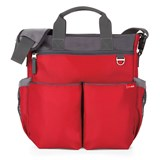 Skip Hop Red Duo Signature Changing Bag
