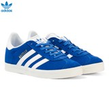 adidas Originals Blue Kids Gazelle Trainers