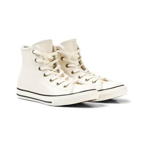 929bebd6e2a6 ... purchase converse cream shearling lined chuck taylor all star hi tops  029ab 87cb1